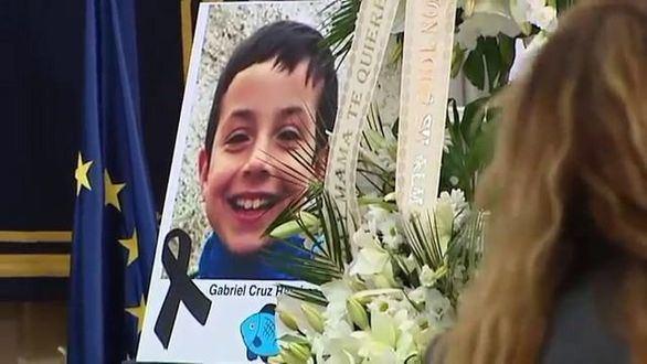 Almería inaugura el espacio 'Ballena' en memoria del pequeño Gabriel