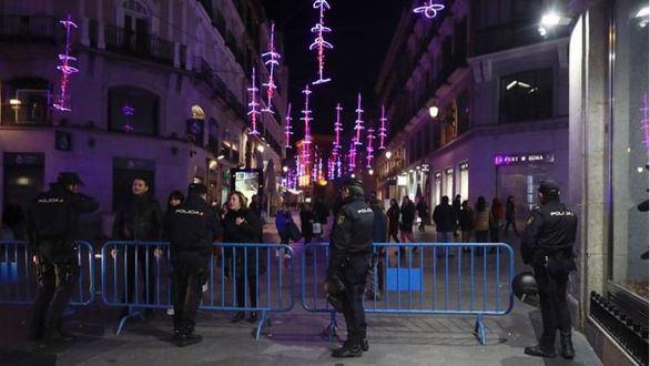 Las grandes ciudades de Europa se blindan para Nochevieja