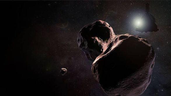 La NASA alcanza al objeto celeste más alejado del Sistema Solar