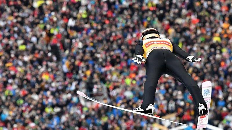 Cuatro Trampolines. Kobayashi se lanza al ganar también en Garmisch-Partenkirchen