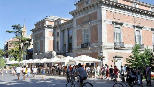 El Museo del Prado, el Thyssen y el Reina Sofía aumentan sus visitas en 2018