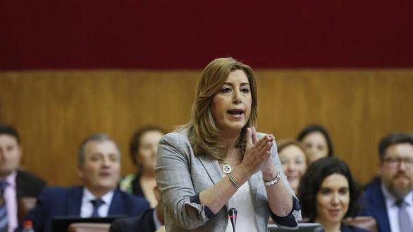 El PSOE insiste en que Susana Díaz se presenta a la investidura