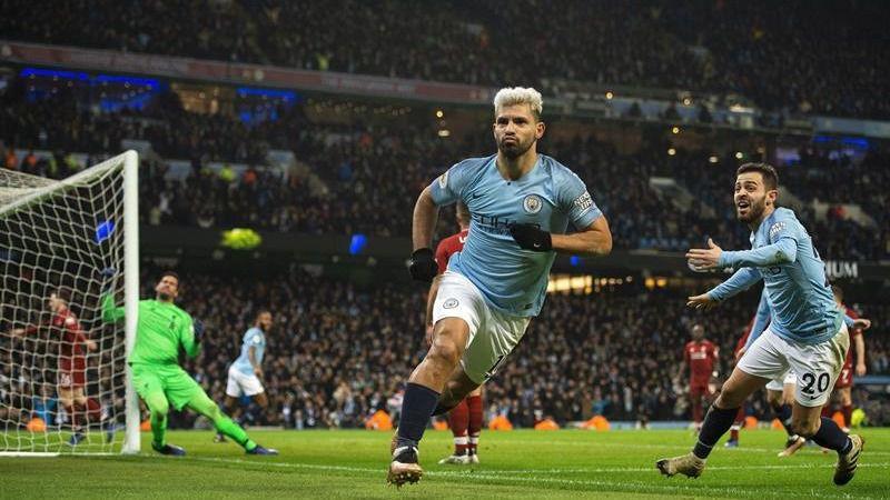 Premier League. El City rompe el invicto del Liverpool y aprieta la pelea   2-1