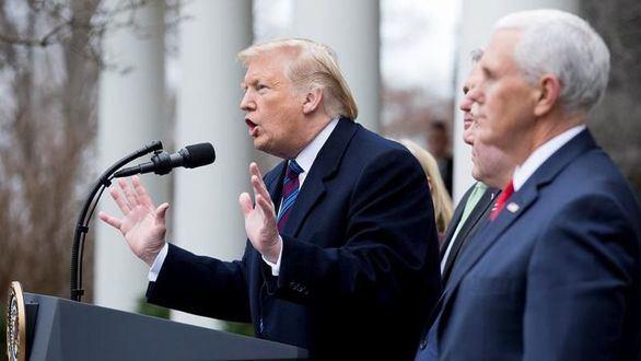 Trump amenaza: declarará la emergencia nacional si no le financian el muro