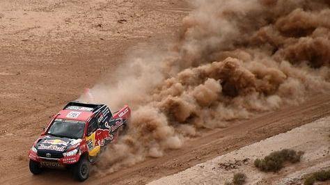 Guía de retransmisiones deportivas: empieza el Dakar y vuelve LaLiga