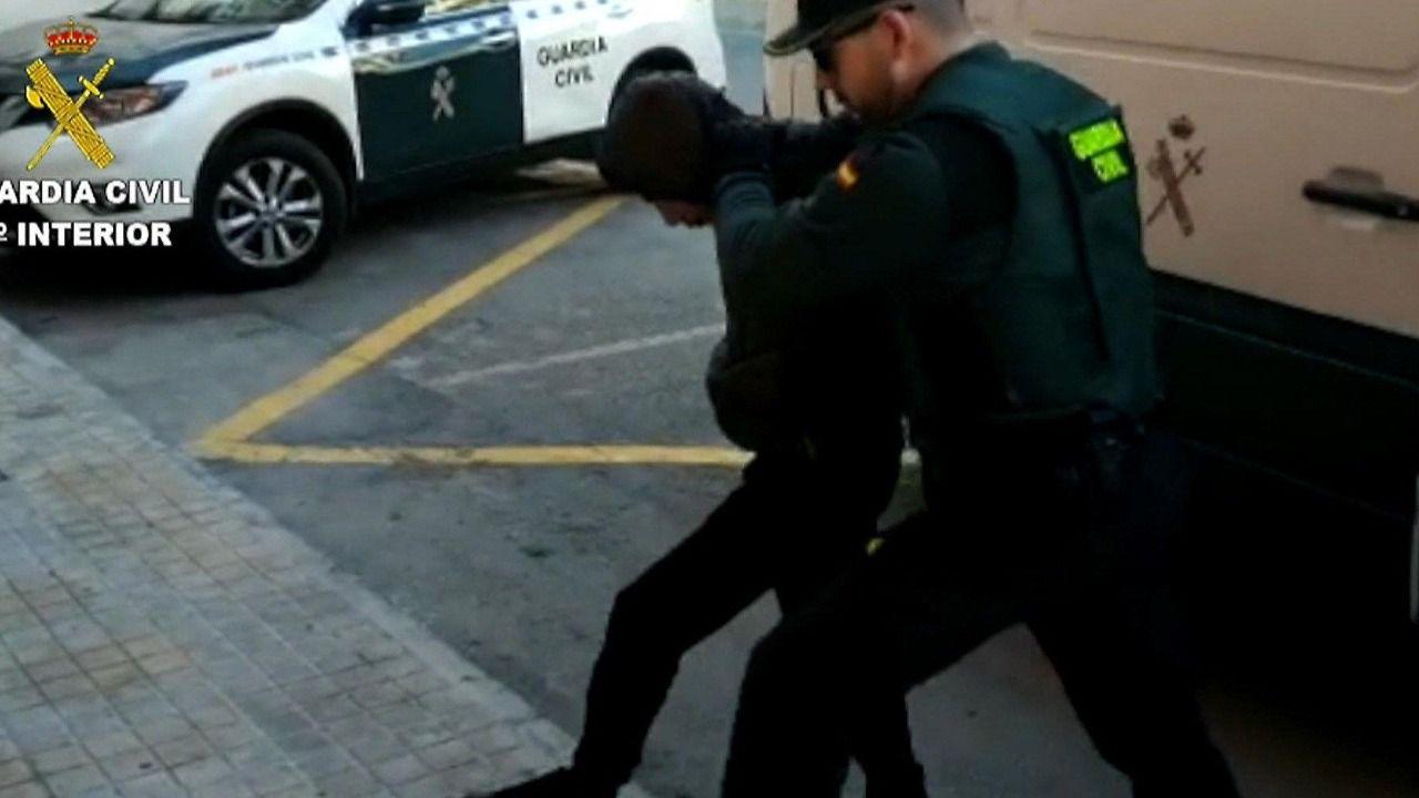 La Manada de Callosa también grabó en vídeo la violación