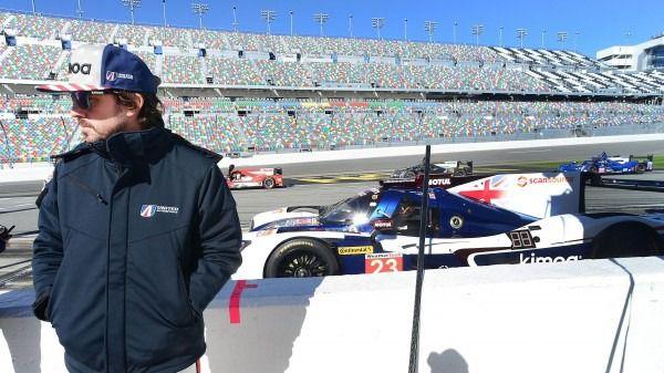 24 Horas de Daytona. Fernando Alonso se va como el sexto mejor