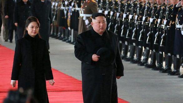 Kim Jong-un viaja a China en plenas negociaciones con Trump