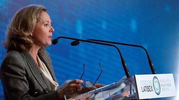 Calviño rebaja una décima la previsión de crecimiento para 2019