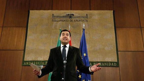 El pacto PP y Cs, con Vox, acaba con 36 años de régimen socialista en Andalucía