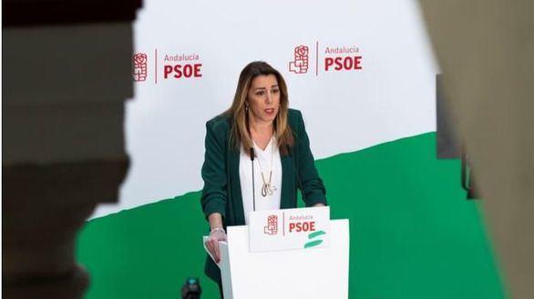 Susana Díaz se enroca al frente del PSOE-A pese al recelo de Ferraz
