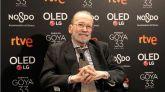 Chicho Ibáñez Serrador recibe el Goya de Honor