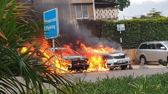 Al menos 15 muertos en un ataque terrorista en un hotel de Nairobi