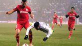 Un polémico penalti facilita el pase del Getafe ante el Valladolid |1-1
