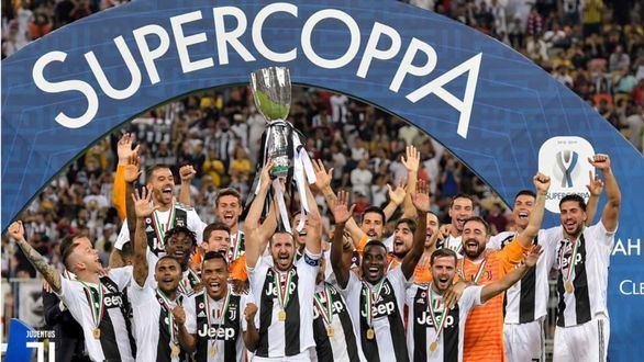Cristiano anota en su primer título con la Juventus |1-0