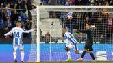 El Leganés se marcha de la Copa saboreando un triunfo ante el Real Madrid |1-0