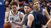 Los Warriors ya gobiernan la NBA y Pau Gasol puede con Doncic