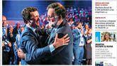 Rajoy reaparece en el PP con reivindicaciones