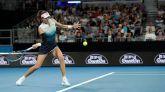 Abierto de Australia. Muguruza y Djokovic llegan a octavos con menos fuelle