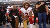 NFL. El veto de la liga a Kaepernick, perseguido por Trump, y la labor de la Justicia