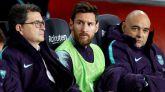 El Barcelona se entrega a Messi para escapar del Leganés | 3-1