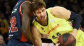 ACB. El Barcelona toma Vitoria y se completa el cuadro de la Copa del Rey