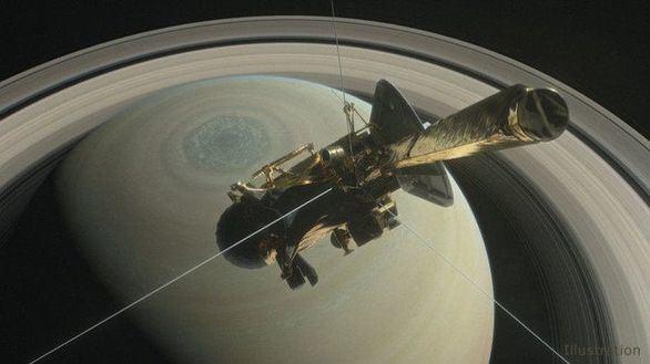 Los anillos de Saturno se formaron mucho más tarde que el planeta