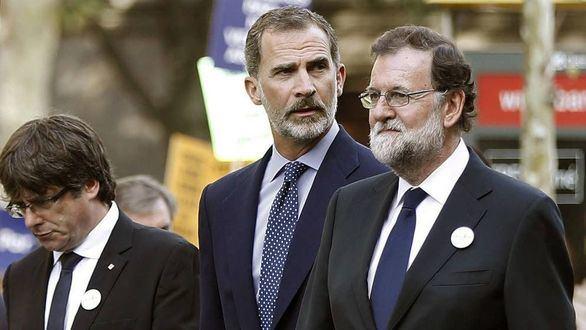 El tribunal del 1-O citará a Rajoy pero no al Rey o Puigdemont