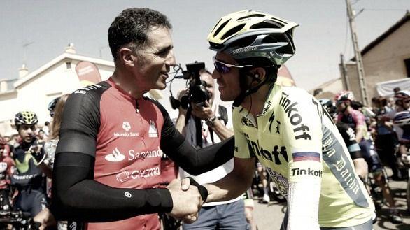 Tour. El análisis de Induráin y Contador sobre la perla española Enric Mas