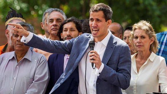Guaidó dialogará con Maduro si deja de ser el