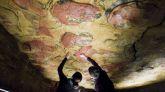 Halladas tres nuevas manos grabadas en la cueva de Altamira