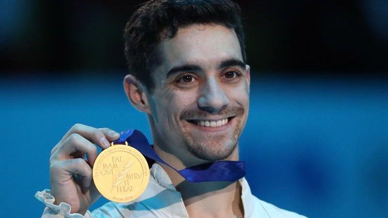 Europeos. Javier Fernández se retira con su séptimo oro continental seguido