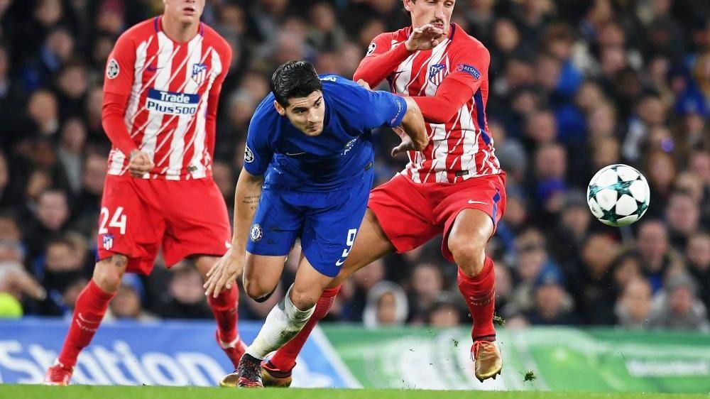 Oficial: Álvaro Morata deja el Chelsea y firma con el Atlético por un año y medio