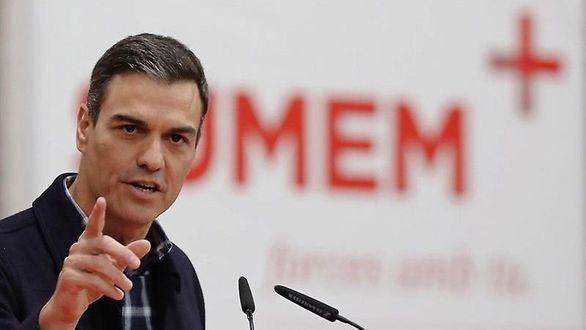 Sánchez, a Podemos: 'La izquierda nada tiene que ver con Maduro'