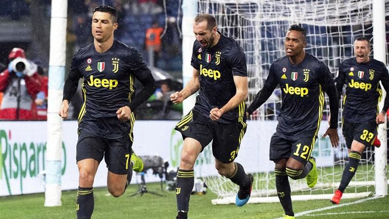 Ligas europeas. Ronaldo gobierna Italia y el Dortmund se afirma como líder