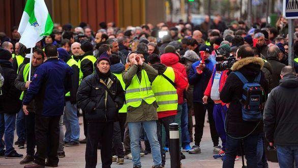 La Comunidad de Madrid rechaza la nueva propuesta de los taxistas