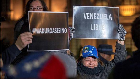 La ONU cifra la represión: 40 muertos y 850 detenidos en actos de apoyo a Guaidó