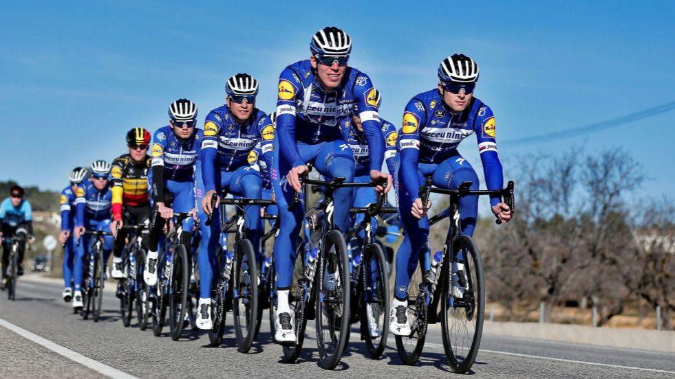 Escándalo ciclista: presunto abuso sexual enfurece al poderoso Quick Step