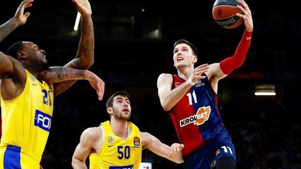 El Baskonia se consolida con un triunfo ante el Maccabi |97-73