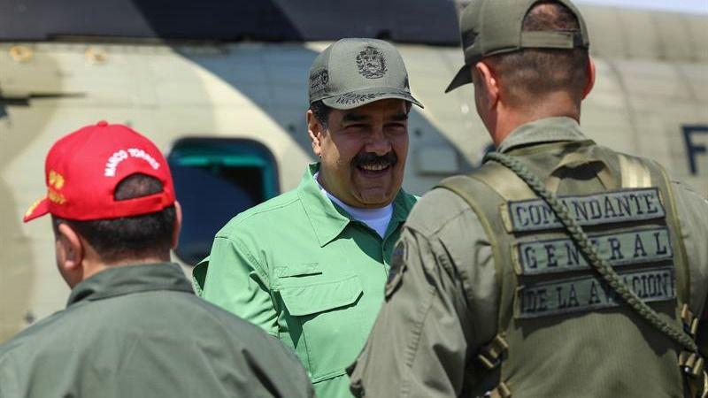 EEUU insinúa que Maduro podría acabar en Guantánamo