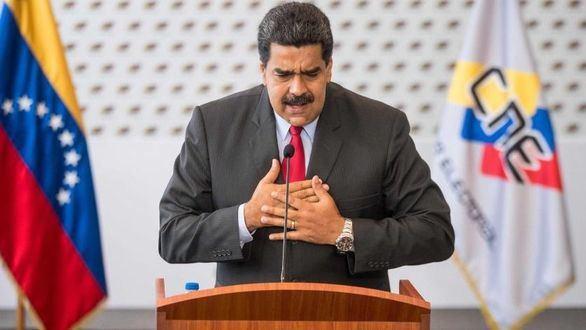 Maduro, a sus seguidores: