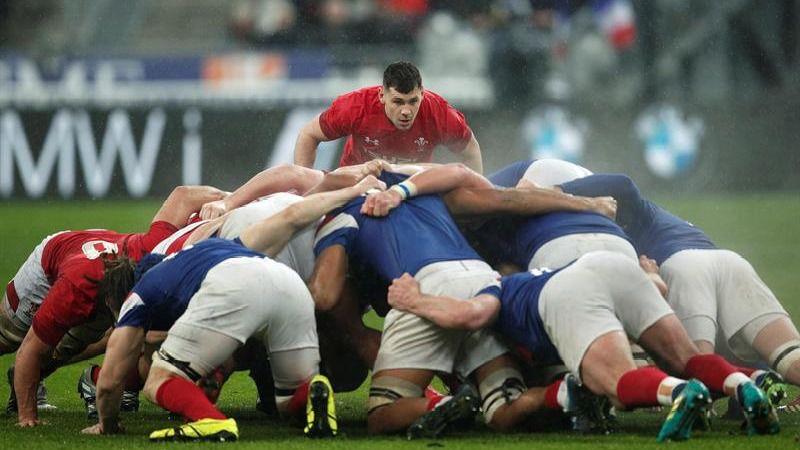 Seis Naciones. Gales e Inglaterra abren fuego y marcan territorio