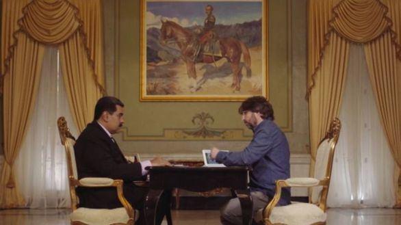 Jordi Évole entrevistó a Nicolás Maduro en 'Salvados'.