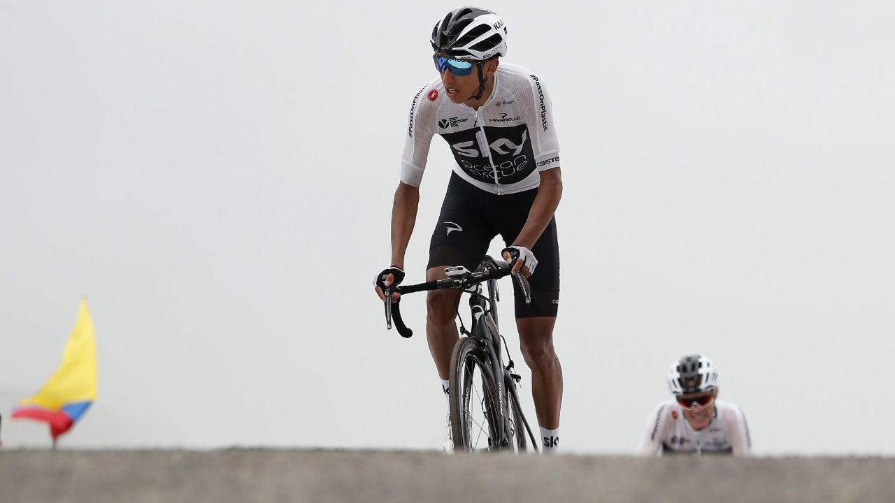 Tour. Alberto Contador y Chris Froome señalan, con rotundidad, a sus relevos