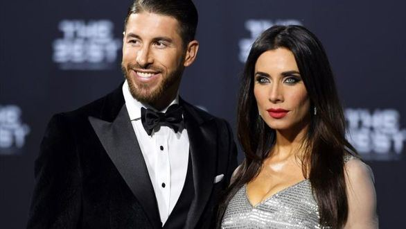 Sergio Ramos y Pilar Rubio al fin se casan