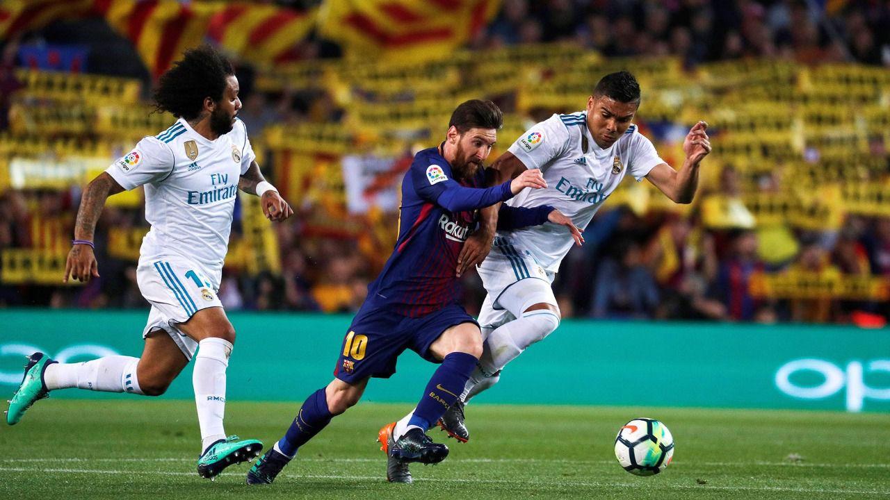 Copa del Rey. Con o sin Messi, el Barcelona examina la salud del Real Madrid de Solari