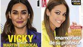Lara Álvarez, enamorada de su profesor de baile y Vicky Martín Berrocal, de un empresario