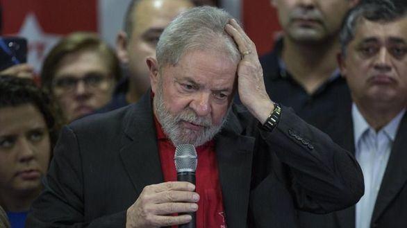 Brasil condena a Lula a 12 años de prisión por corrupción