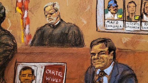 'El Chapo' Guzmán gana una batalla a Estados Unidos en su juicio