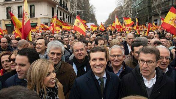 El PP ve el adelanto electoral como un 'ultimátum a la desesperada'